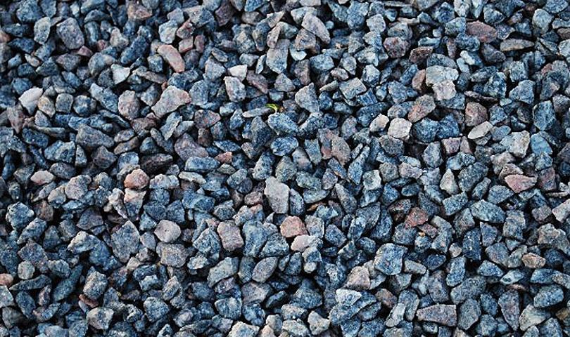 sten i säck