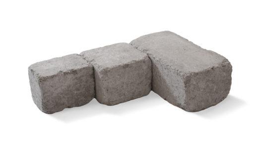 Block rustik mursten normal