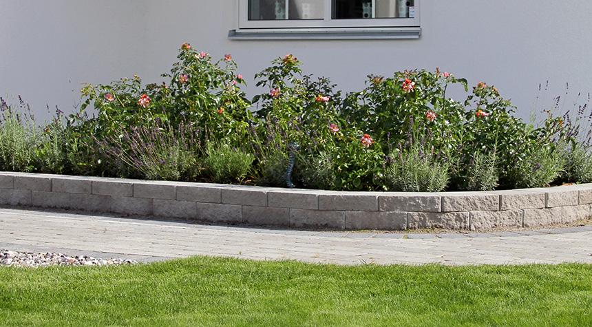 Heda Garden wall